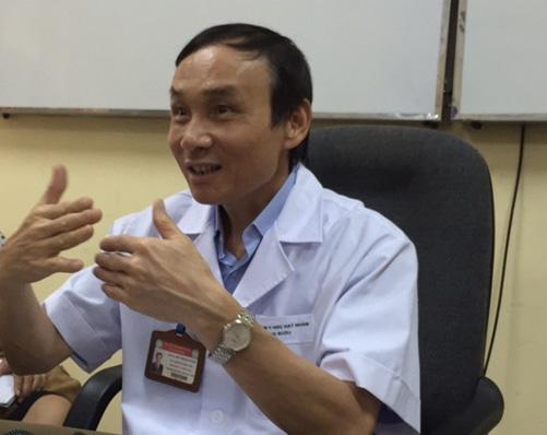 Công trình khoa học của GS.TS Mai Trọng Khoa có thể cứu sống bệnh nhân ung thư