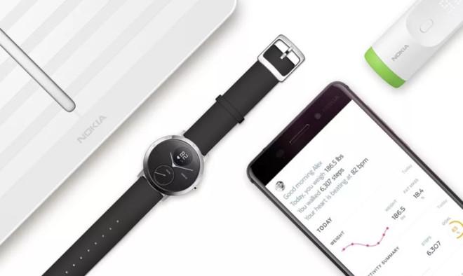 Nokia phát hành 2 sản phẩm chăm sóc sức khoẻ mới