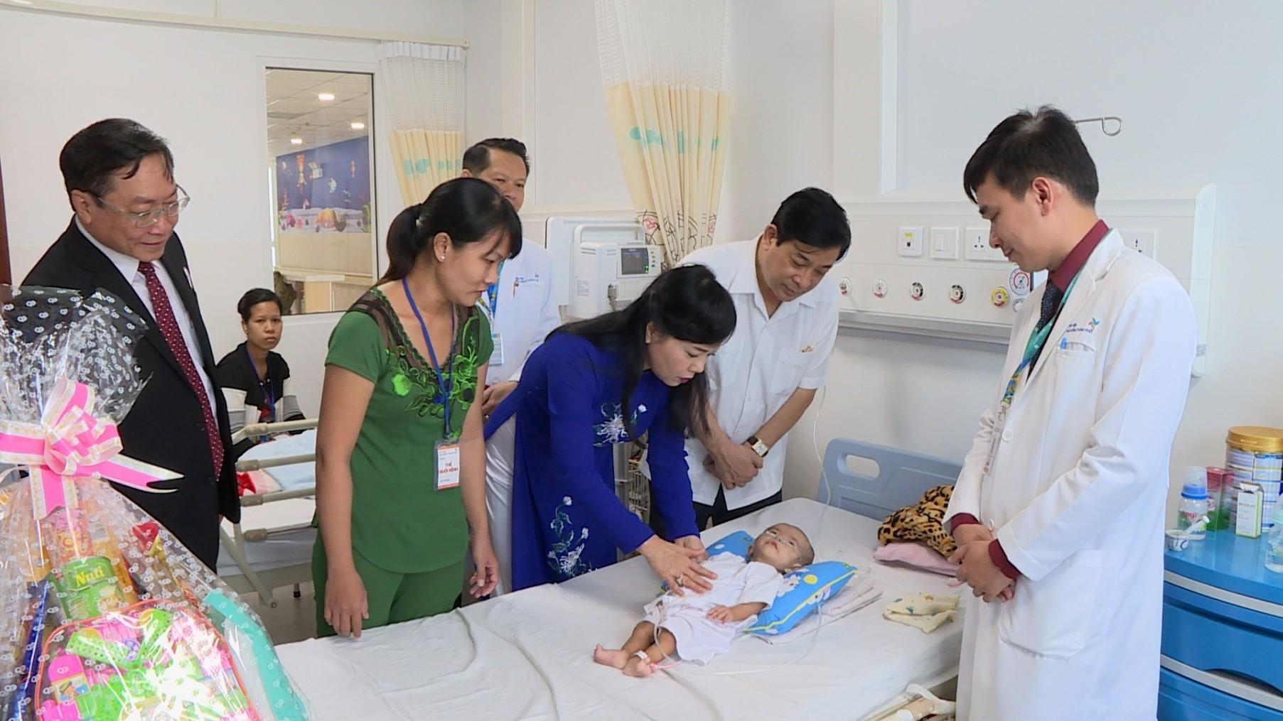 Khánh thành Bệnh viện Nhi hiện đại đầu tiên của Việt Nam sánh ngang tầm các nước tiên tiến trong khu vực
