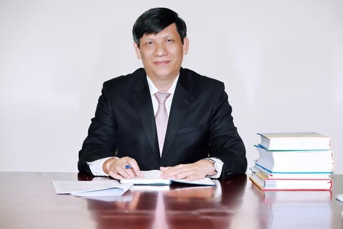 Ông Nguyễn Thanh Long giữ chức quyền Bộ trưởng Bộ y tế kể từ ngày 07/07/2020
