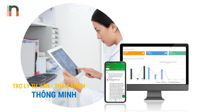 Phần mềm quản lý Phòng khám Da liễu - Beauty Clinic