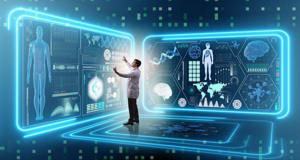 Ứng dụng trí tuệ nhân tạo AI trong y tế