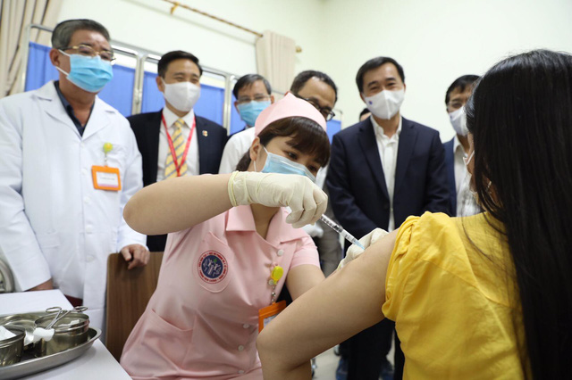 Ngày mai, vaccine COVID-19 made in Vietnam Covivac bắt đầu thử nghiệm giai đoạn 2
