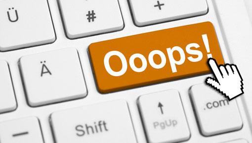 Những sai lầm thường gặp khi chọn phần mềm quản lý