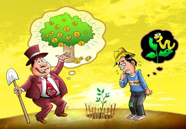 Học cách suy nghĩ của Người giàu