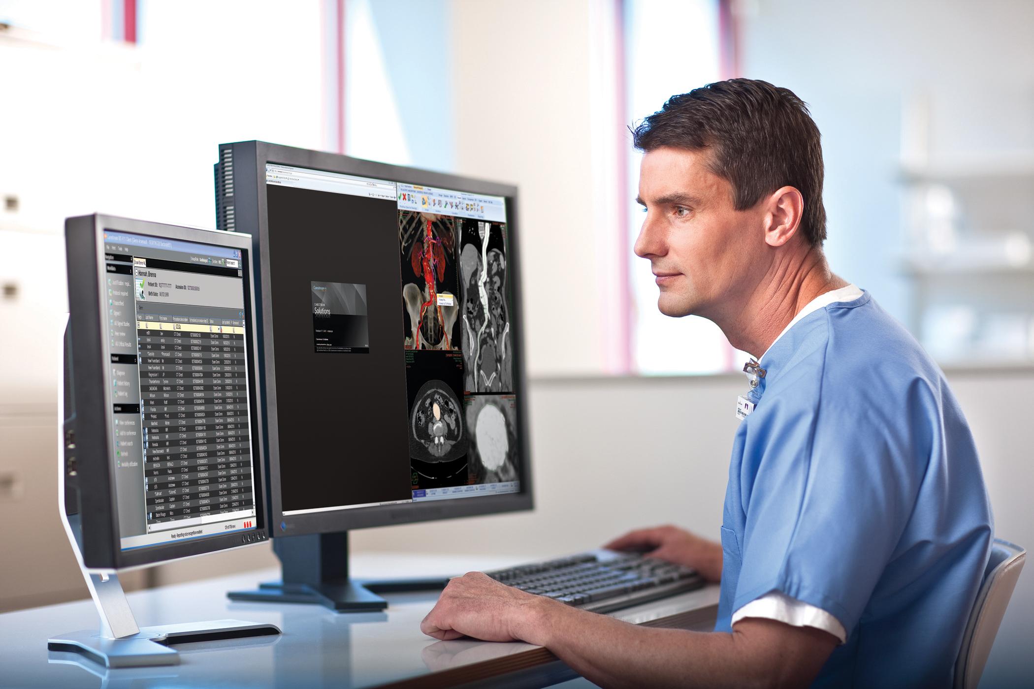 Chẩn đoán hình ảnh - Ứng dụng CNTT hoàn hảo trong lĩnh vực Y tế