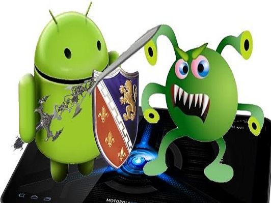 Nhiều thiết bị Android bị cài virus độc hại