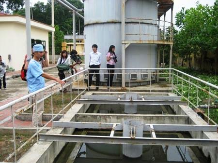 Sửa đổi các quy chuẩn về nước thải y tế
