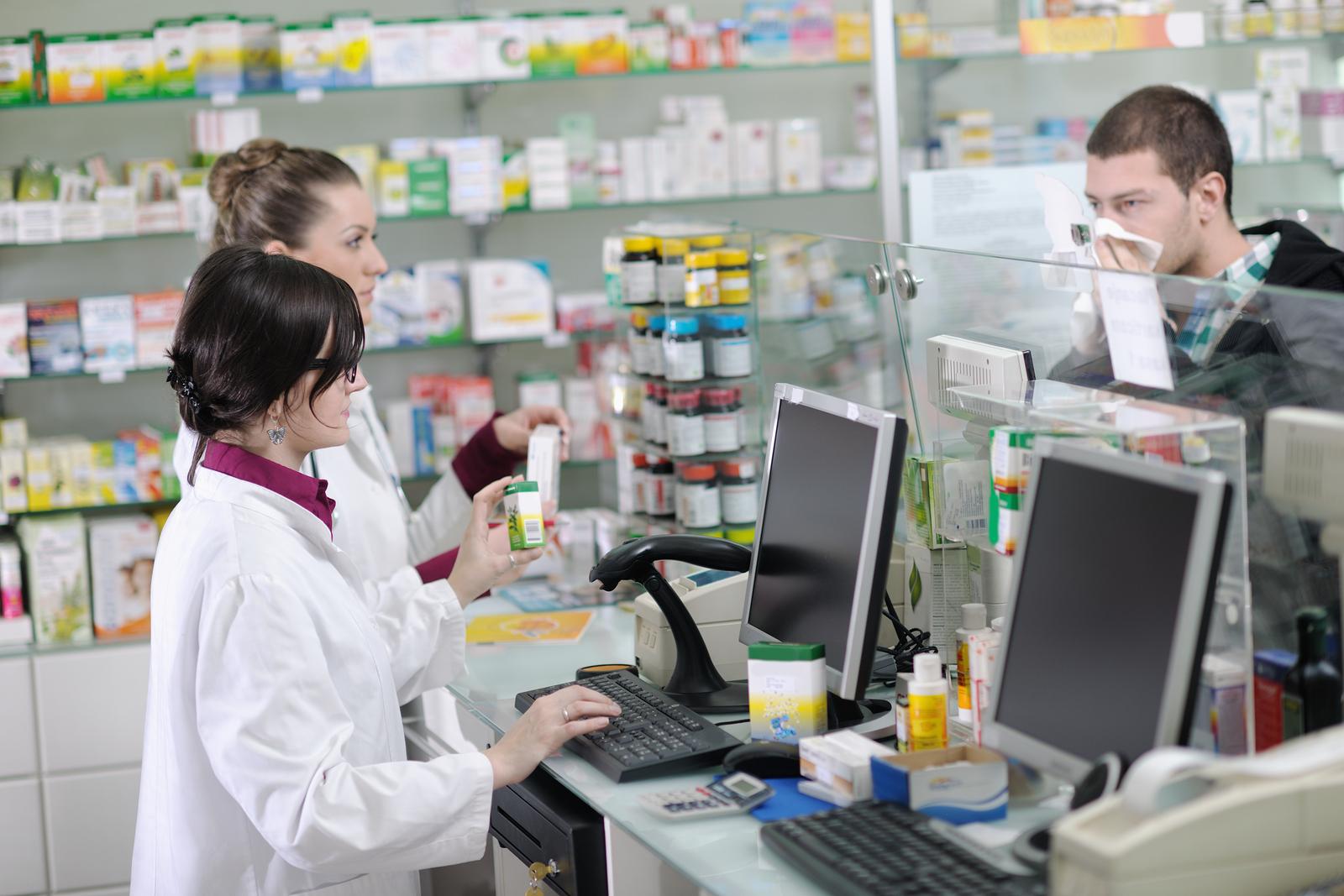 Phần mềm quản lý dược - vật tư y tế