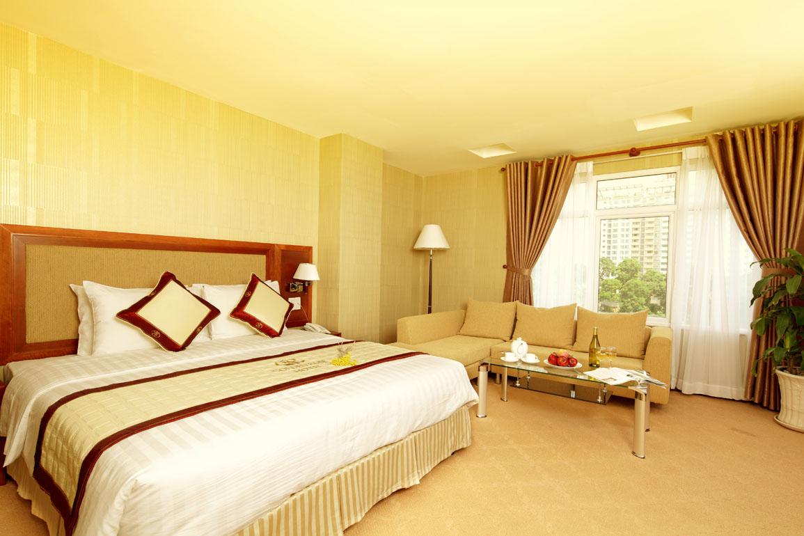 Xây dựng phần mềm quản lý khách sạn